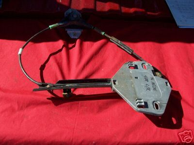 1995-1999 NEON 4 DR L/R WINDOW REGULATOR MANUAL