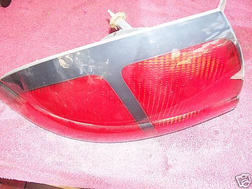 1995-2001 Lumina Car Left side outer Tail Light