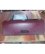 1995  OLDS SILHOUETTE VAN GLOVE BOX MAROON   - $9.26