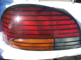 1996 1998 Grand Am Leftside Tail Light - $18.26