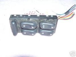 1996 1999 Taurus 4 Dr Master Window Switch - $36.60