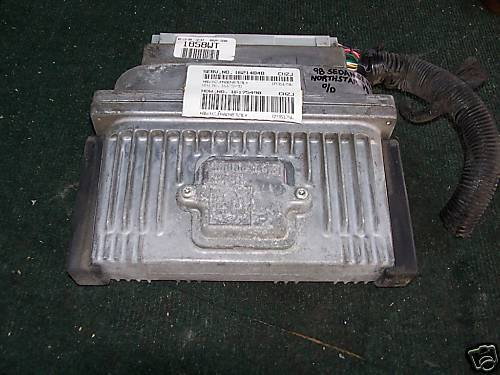 1996-1999 deville ecu 4.6 norstar engine