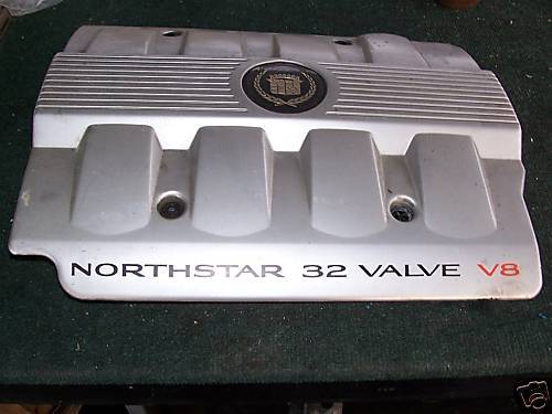 1996-1999 deville4.6 top cover over engine