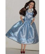 Wizard of OZ BARBIE DOROTHY Talking Doll dressed +shoes - $76.99