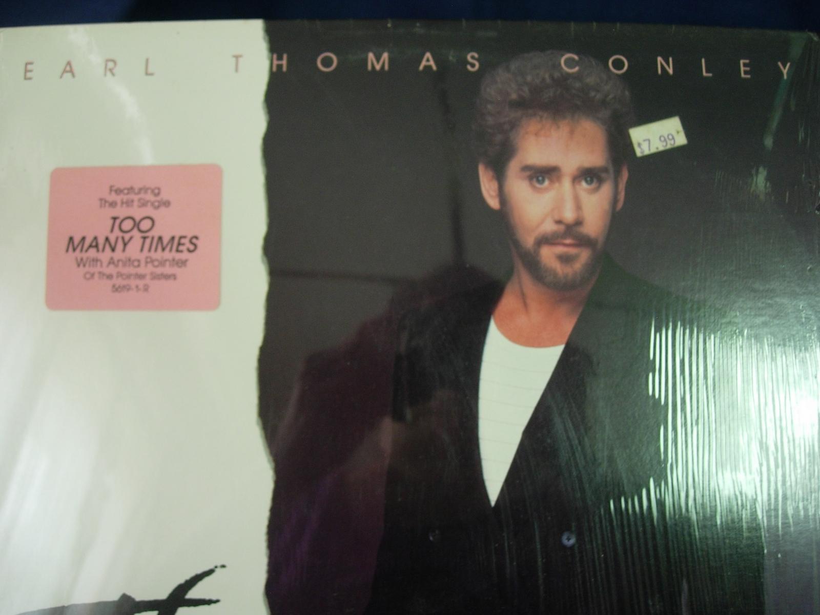 Earl Thomas Conley - ETC Too Many Times - RCA 5619-1-R