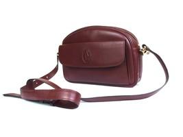 Authentic CARTIER Cartier Must De Bordeaux Cross-Body Shoulder Bag CS16716L - $189.00