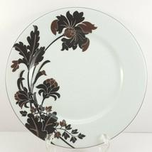 """Mikasa Cocoa Blossom Accent Plate Iris SL170 8"""" Salad Plate - $8.12"""