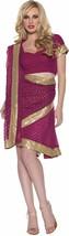 Underwraps Indiano Bollywood Regina Adulto Halloween Costume