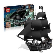 Lepin 16006 Pirates of the Caribbean Black Pearl(retired) MOVIES blocks ... - $43.00