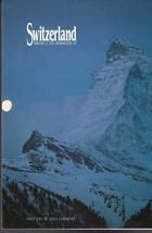 SWITZERLAND #2532 JOINT ISSUE DUAL CANCEL CEREMONY PROGRAM 1991 - $10.38