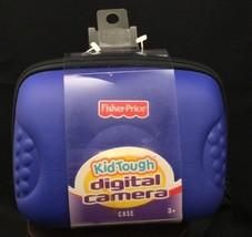 Fisher Price Kid Tough Digital Camera Case Blue NEW Fisher-Price Mattel - $14.99