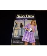 Nancy Drew Mystery paperback 'The Suspect Next Door' - $8.59