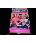 Nancy Drew Mystery paperback 'Tall, Dark and Deadly' - $8.59