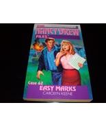 Nancy Drew Mystery paperback 'Easy Marks' - $8.59