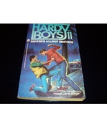 Hardy Boys Mystery paperback 'Brother Against Brother' - $8.59