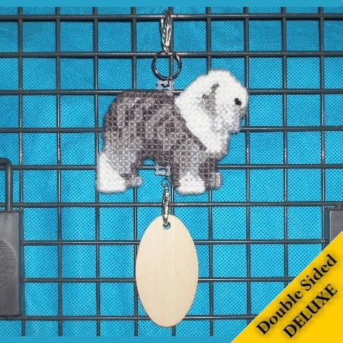 Deluxe old english sheepdog