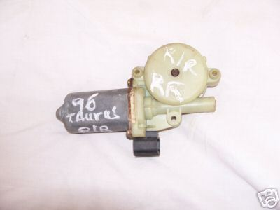 1996-2006 TAURUS/SABLE ELEC R/S-PASSENGER WINDOW MOTOR
