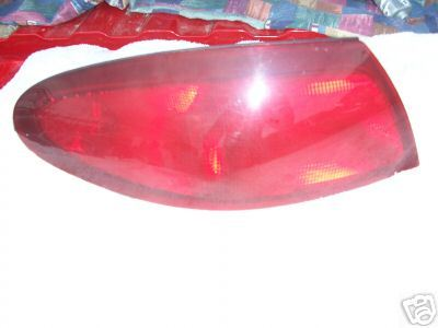 1997-1998 ESCOURT/TRACER SDN. L/S TAIL LIGHT