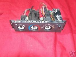 1997 1999 Cavalier Temperature Control Switch - $18.30