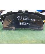 1997-1999 CHEVY LUMINA SPEEDOMETER CLUSTER - $22.88