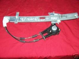 1997 2002  Escort/1997 1999 Tracer Manual R/F Regulator - $13.73