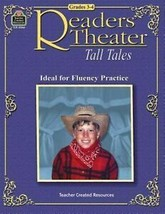 Reader's Theater : Tall Tales grades  3-4  Paperback reading fluency pra... - $6.76