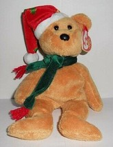 Ty Beanie Baby 2003 Holiday Teddy NEW - $6.92