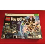 LEGO Dimensions Starter Pack for Xbox 360 - $50.00