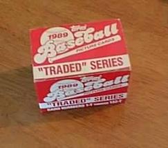 1989 topps baseball update set - griffey rookie - $12.99