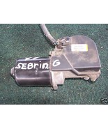 1998-2000 Chrysler Sebring Windshield Wiper Motor - $18.30