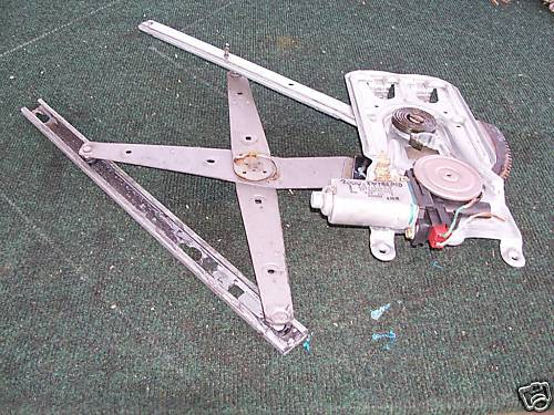 1998-2000 Dodge Intrepid Left Rear Window Motor & Reg