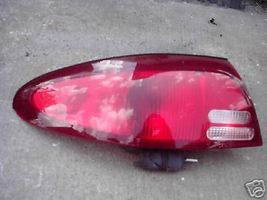 1998 2002 Escort/Tracer Tail Light Left Side (Driver) - $18.30