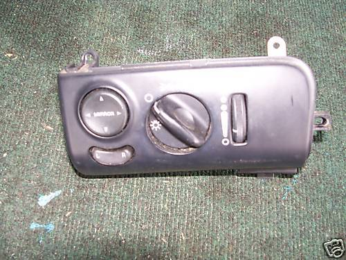Primary image for 1999-2000 Caravan Headlight and Power Mirror switch