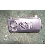 1999-2000 Caravan Headlight and Power Mirror switch - $22.88