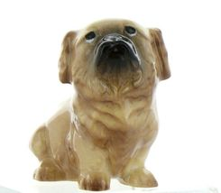 Hagen Renaker Pedigree Dog Pekingese Puppy Ceramic Figurine image 3