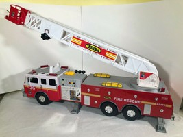 """Vintage Tonka Fire Rescue Truck 36 Tower Ladder #03473 Length 36"""" inches... - $59.99"""
