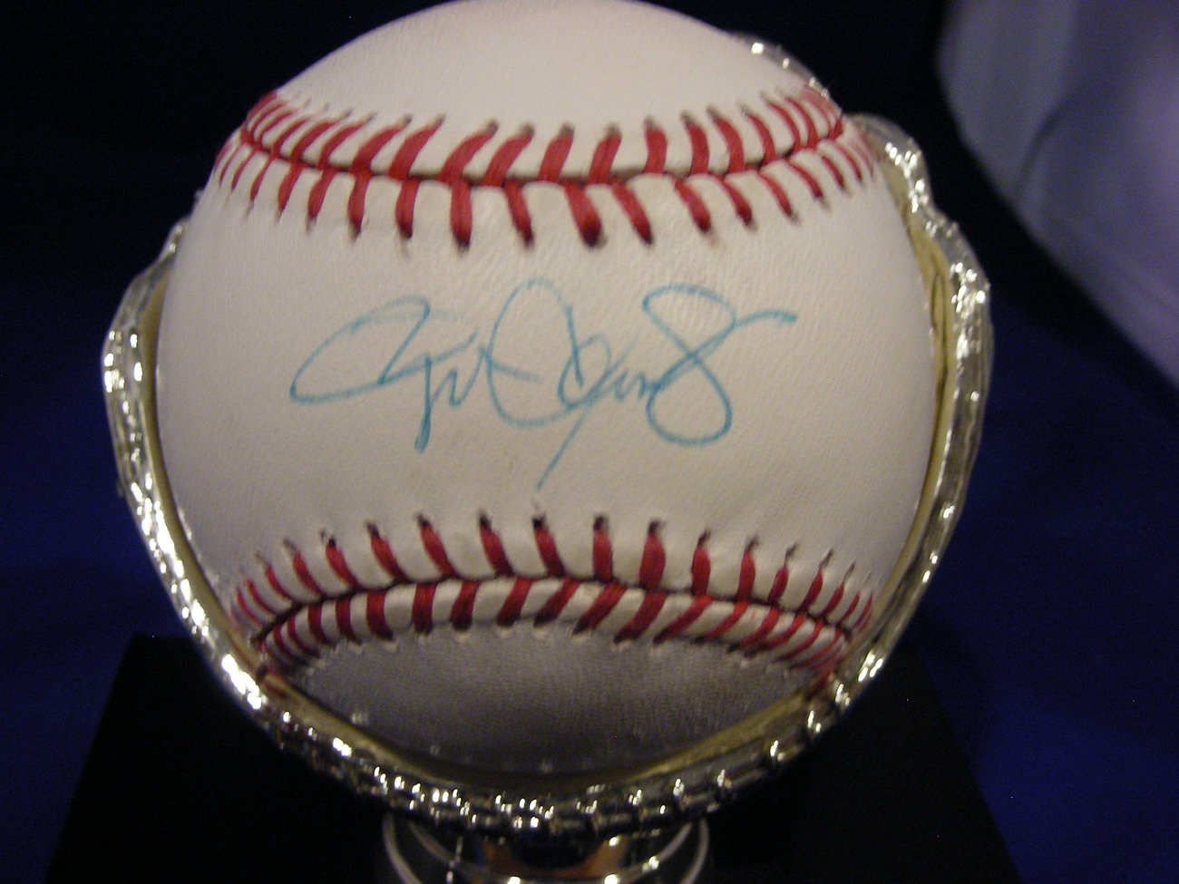 Primary image for ROGER CLEMENS FUTURE HOF'ER 7X CY MVP NEAR ROOKIE AUTO SIGNED BASEBALL PSA/DNA