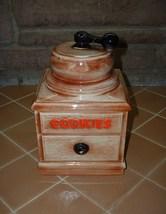 """McCoy """"Coffee Grinder"""" cookie jar; 1961-68 - $29.99"""