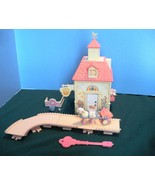 Vintage Fisher Price Precious Places #5152 Blue Ribbon Pony Stable COMP/VG+ - $39.99