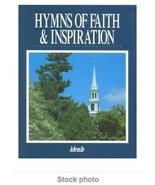 Hymns of Faith & Inspiration•Beautiful Book•Great Gift! - $9.95