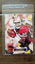 1994 TOPPS STADIUM CLUB SUPER BOWL XXIX EMBOSSED CARD JERRY RICE 49ERS H... - $34.99