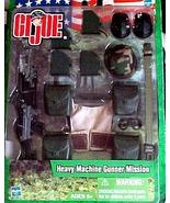 G.I. Joe   Heavy Machine Gunner Mission - $30.00