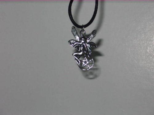 Fairy Magic Talisman Necklace