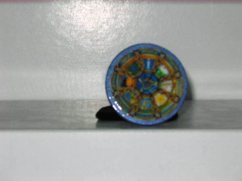 Wheel of the Year Amulet Talisman - Wicca - Pagan - Witch