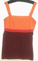 Ann Taylor Loft Tier Color Tank Size 8 - $9.99