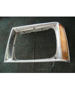 83-90 s10/s15 left side headlight door w/parklamp - $13.73