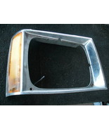 83-90 s10/s15 right side headlight door w/parklamp - $13.73