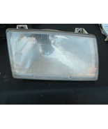 86-88 audi 5000 RIGHT side headlight assembly - $45.75