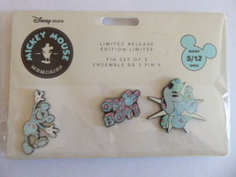 Disney Trading Pins 128281 DS - Mickey Mouse Memories - May - Set - $42.08