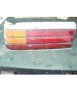 87-88 pontiac 6000 left side taillight assembly - $18.30